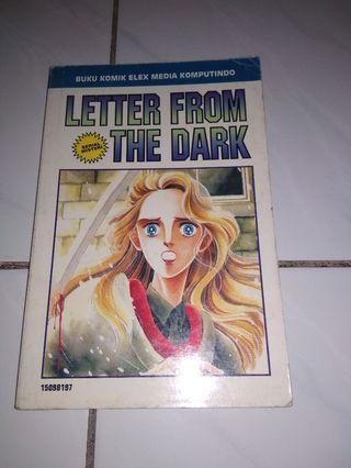 Komik Letter From The Dark