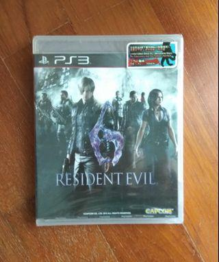 🚚 Resident Evil