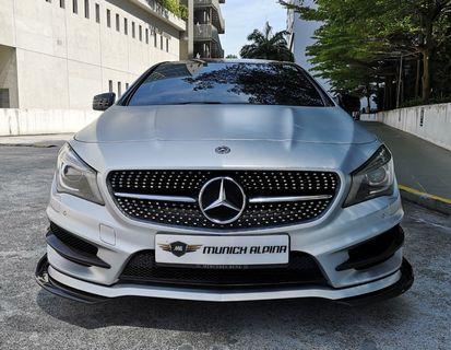 Mercedes-Benz CLA250 Sport Auto