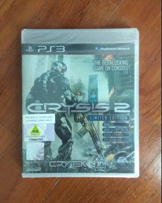 🚚 Crysis 2 Limited Edition