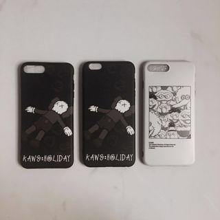 Kaws iphone case (6+/6s+/7+/8+)
