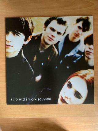 Slowdive – Souvlaki Vinyl