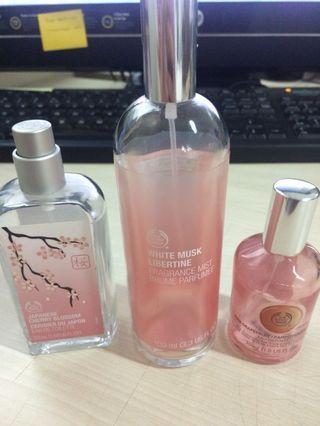 Botol parfum kosong