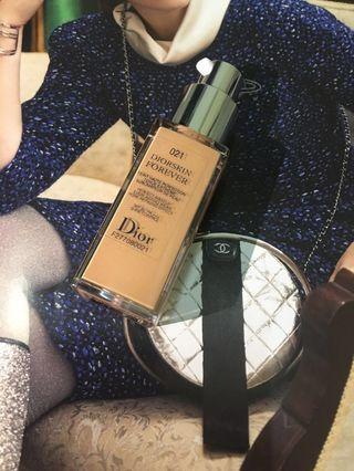 🚚 專櫃Dior持久粉底#021最後一瓶出清💋