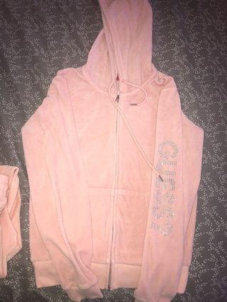 BNWT GUESS TRACKSUIT (S/M)