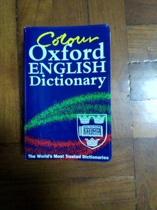 """英文字典""""Oxford English Dictionary"""" 2nd Ed."""