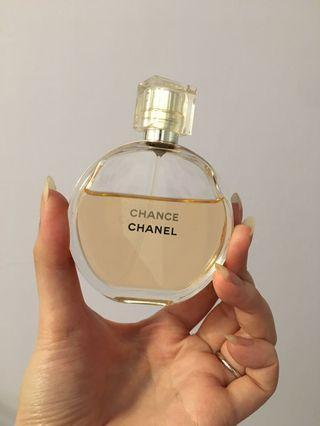 Chanel Chance 50ml(剩2/3)
