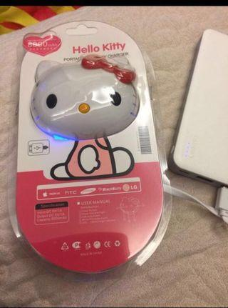 Mobil Phone USB  charger by Hello Kitty