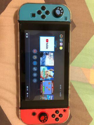 Nintendo Switch 8 game includes