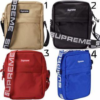 🌟FAST DELIVERY🌟 Supreme Sling Bag / 18SS / SS18 / Supreme Crossbody Bag /⚡️FAST DELIVERY📌