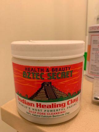 Aztec Secret - Indian Healing Clay (half used)