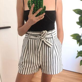 Topshop High Waisted Shorts