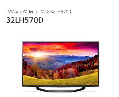 "🚚 LG Digital Smart TV -32"""