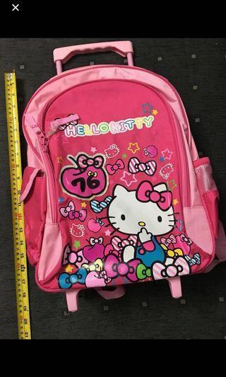 🚚 Hello Kitty School Bag- Authentic