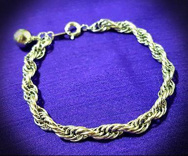 Korean Fashion Bracelets,  silver color