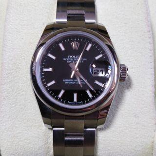 Rolex Lady Oyster Perpetual Datejust Ref 179160