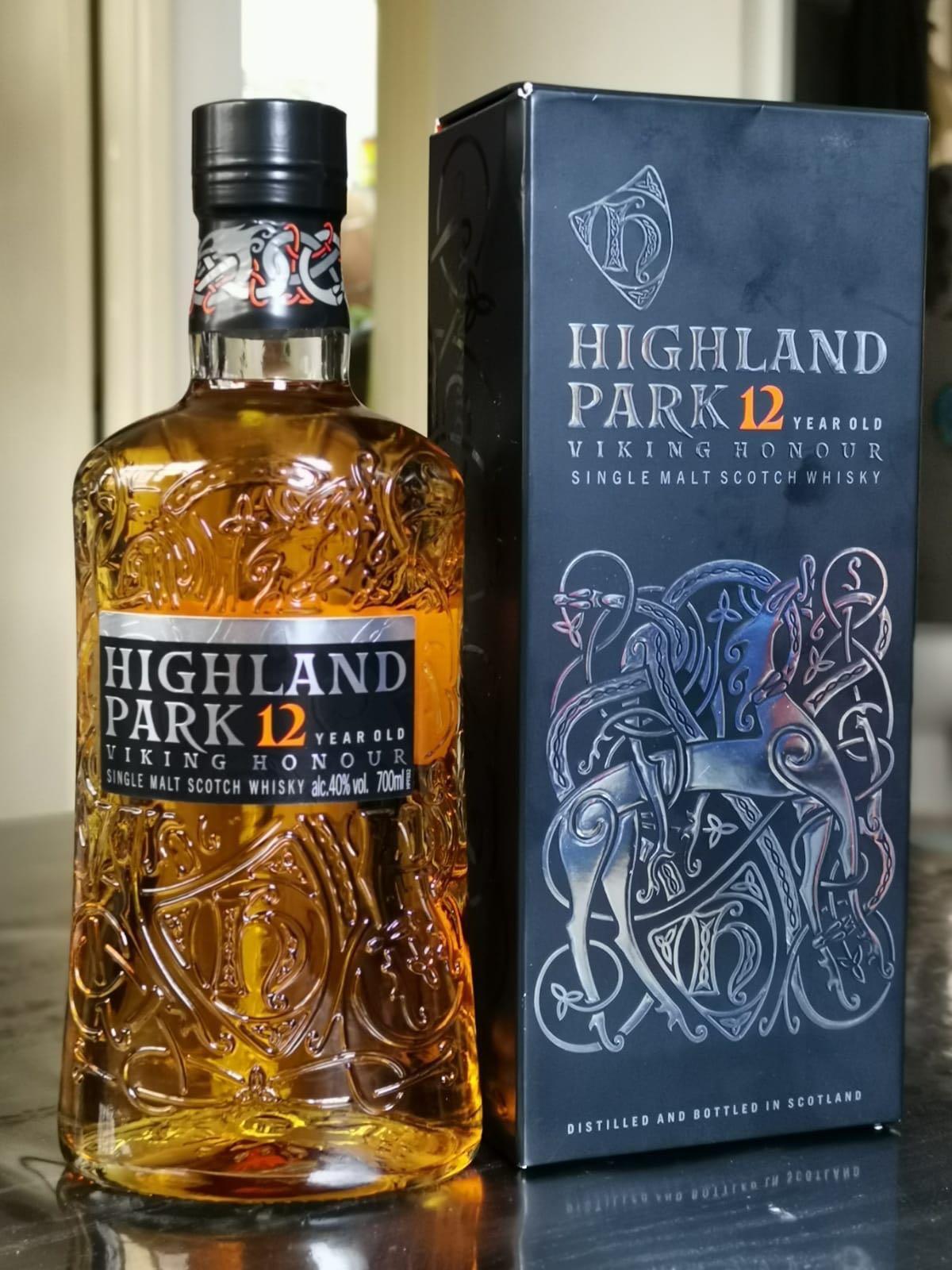 高原騎士12年單一麥芽威士忌 - Highland Park 12 Years Old Single Malt Scotch Whisky