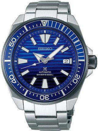 🚚 Seiko Samurai Save the Ocean Srpc93