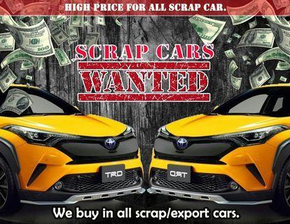 Buy/sell/scrap cars highest price guaranteed