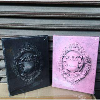 READY STOCK Album Blackpink Kill This Love versi Black/Pink SEALED NEW