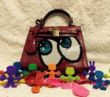 Playnomore Handbag shy girl