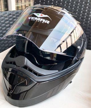Vemar Sharki Size S Modular Full Face Helmet