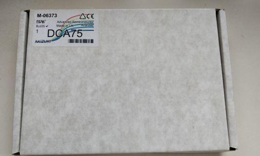 全新 Peak DCA75 半導體分析儀