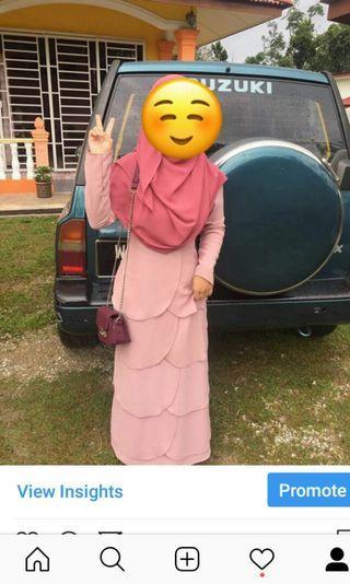 Dress poplook xs alter 149cm