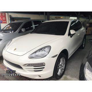 Porsche 2011年 Cayenne 3.6汽油 凱燕 總代理