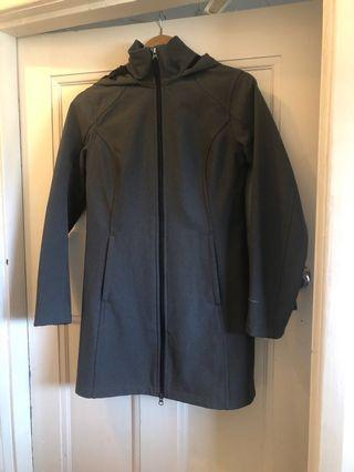 Eddie Bauer Womens Windfoil® Elite 2.0 Hooded Trench Coat