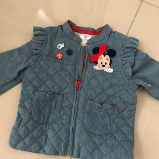 Disney Baby Girls Jacket