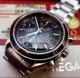 Omega Speedmaster Date Automatic (Black Dial) 3513.50