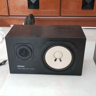 🚚 Yamaha NS-10M  studio   . Rare speaker pair