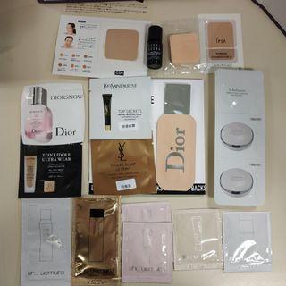 粉底 化妝品sample