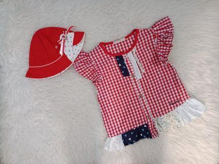 Set baju import