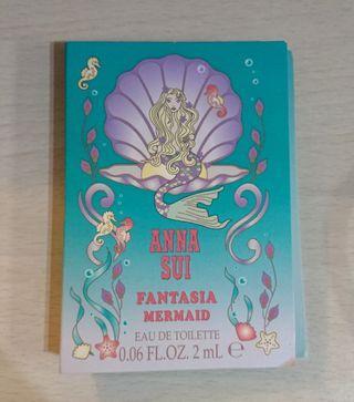Anna Sui Fantasia Mermaid Perfume 美人魚 香水