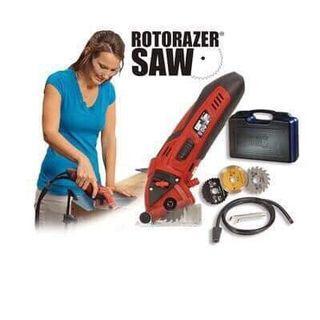 Rotorazer Saw machine power multi cutting tools