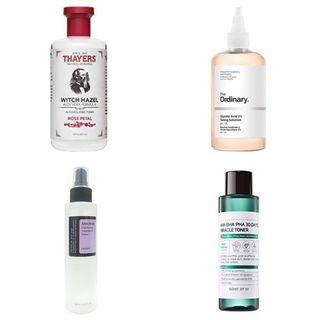 🚚 🔥Toner🔥Top Selling and Top Rated Toners🔥THAYERS/The Ordinary/COSRX/Some By Mi🔥Restocked May 2019🔥
