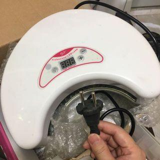 soft gel QQ甲 DIY工具 (LED燈+少量工具)