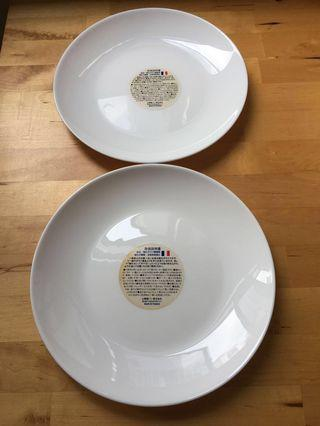 New Plates (3 different designs)