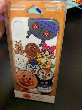 麵包超人 i phone X/XS case
