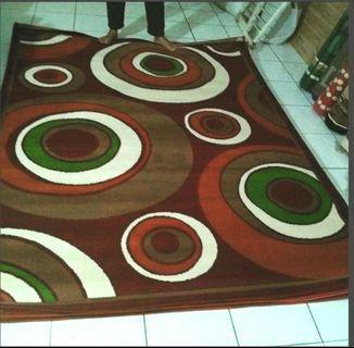 Karpet Permadani bulat