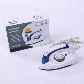 Hetian portable tavel mini steam electric flat iron