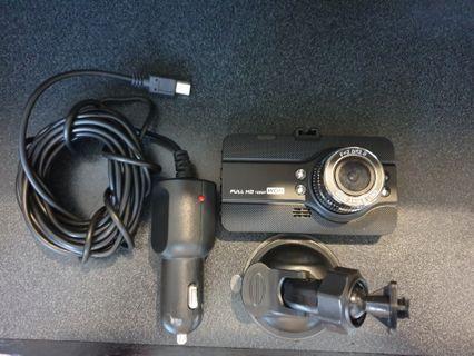 Preloved Car Camera (Full set $30)
