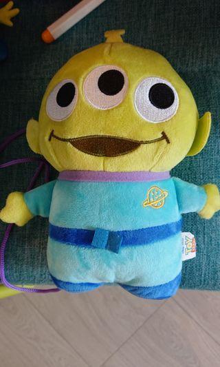 DisneyPixar Toystory 三眼仔袋