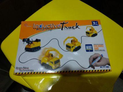 Inductive truck