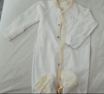 Ralph Lauren Baby Sleepsuit