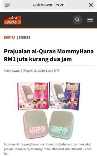 Quran MOMMY HANNA
