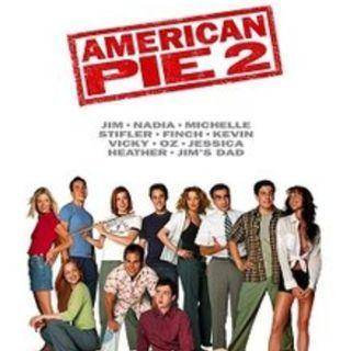 美國處男2 American Pie2 (香港戲院版電影海報)