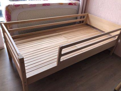 Brand new single size bed frame